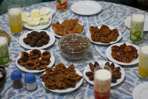 conseils perdre maintenir du poids durant ramadan