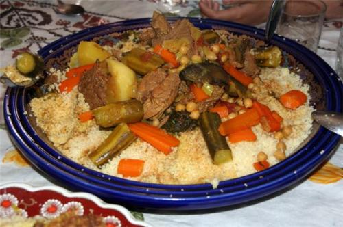 couscous meal