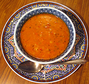 Harira The Traditional Moroccan Soup Morocco Travel Blog