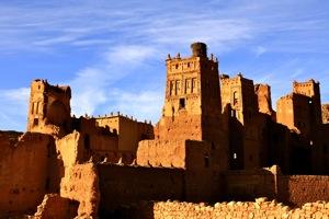 Kasbah-Ouarzazate-Region