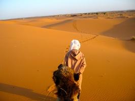 Merzouga-Sahara-Desert