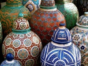 Information about Indian Handicrafts Pottery