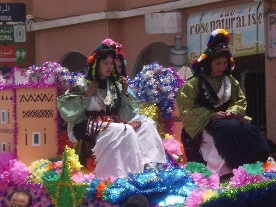 Kelaa M Gouna A Town Of Roses Home To Morocco S Rose Festival
