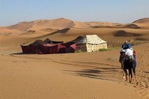 Merzouga, Sahara Desert Bivouac