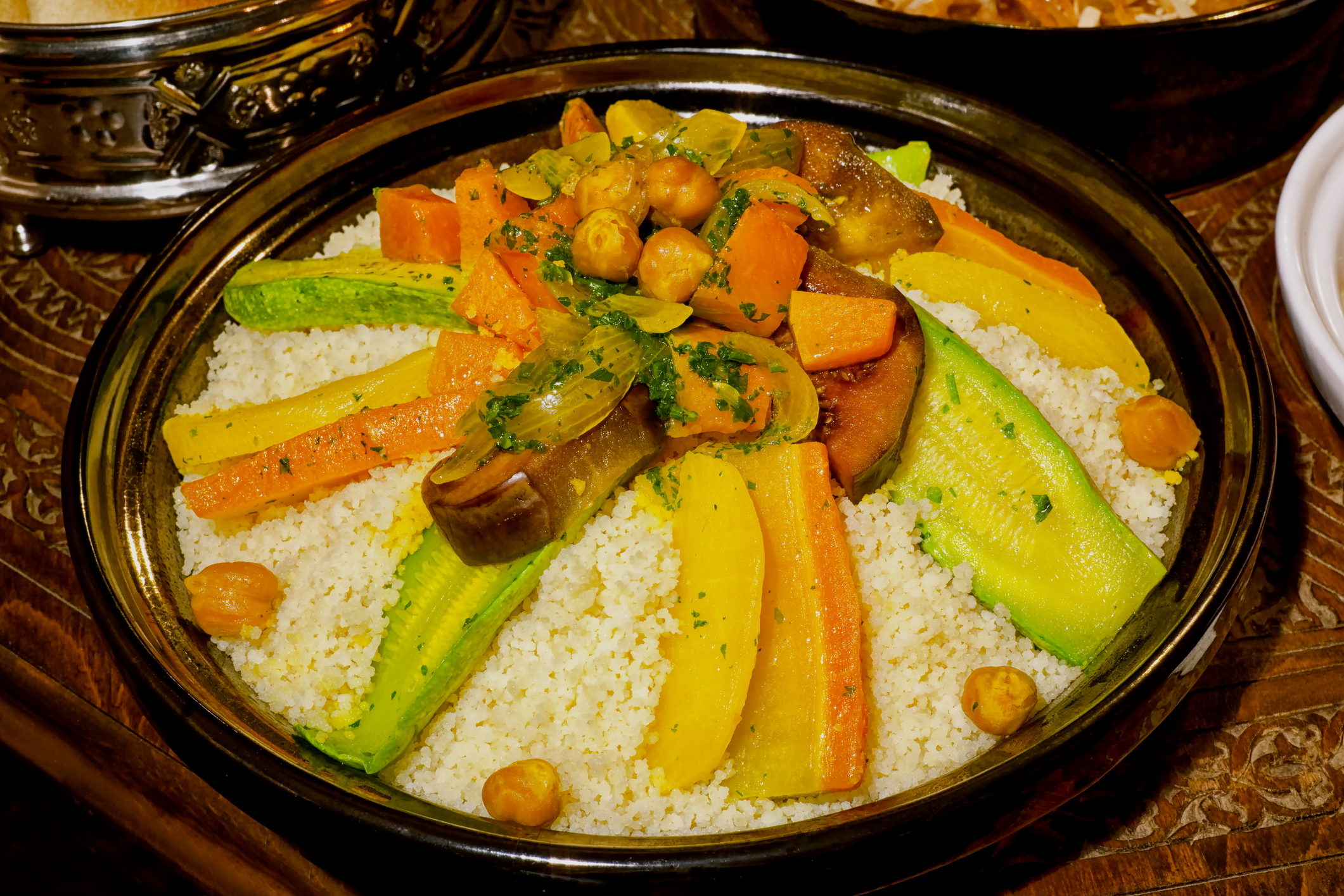 Moroccan Royal Couscous