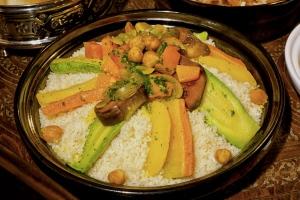 Moroccan Royal Couscous