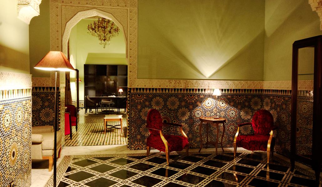 Palais Faraj, Fes