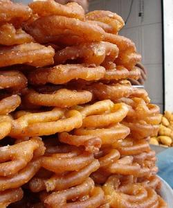Ramadan Pastries, Chebakia