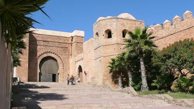 Bab Oudaia Rabat